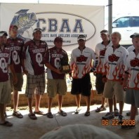 Bassin' Bedlam, '08. That's me, 2nd from right (front). Go Pokes!