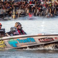 Heading out to compete in my first Classic! Grand Lake, OK, March 2016.