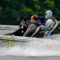 Movin' on. Day 2 of Wheeler Lake, AL, 2016 Elite. My first top-10 finish of the season – at #8!