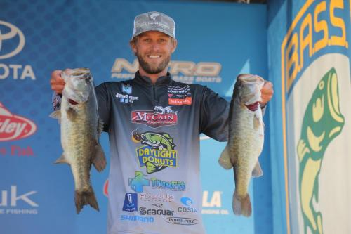 Toledo Bend Elite, day 2, April 7, 2017