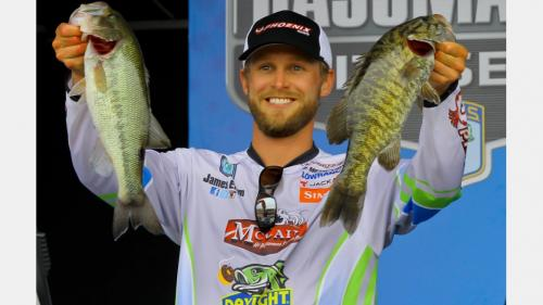 2016 Wheeler Elite, day 2 weigh-in