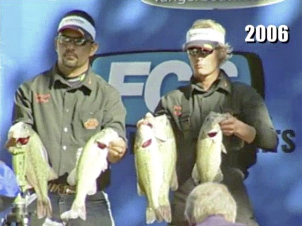 Day 2, 2006 ACA tourney, Lake Lewisville, TX